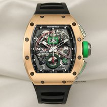Richard Mille RM 011 RM11-01 2016 подержанные