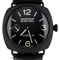 Panerai Radiomir Black Seal Cerámica 45mm Negro