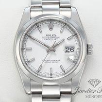 Rolex Lady-Datejust Stahl 36mm Weiß Deutschland, München