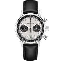 Hamilton Intra-Matic Steel 40mm White No numerals United States of America, Massachusetts, Florence