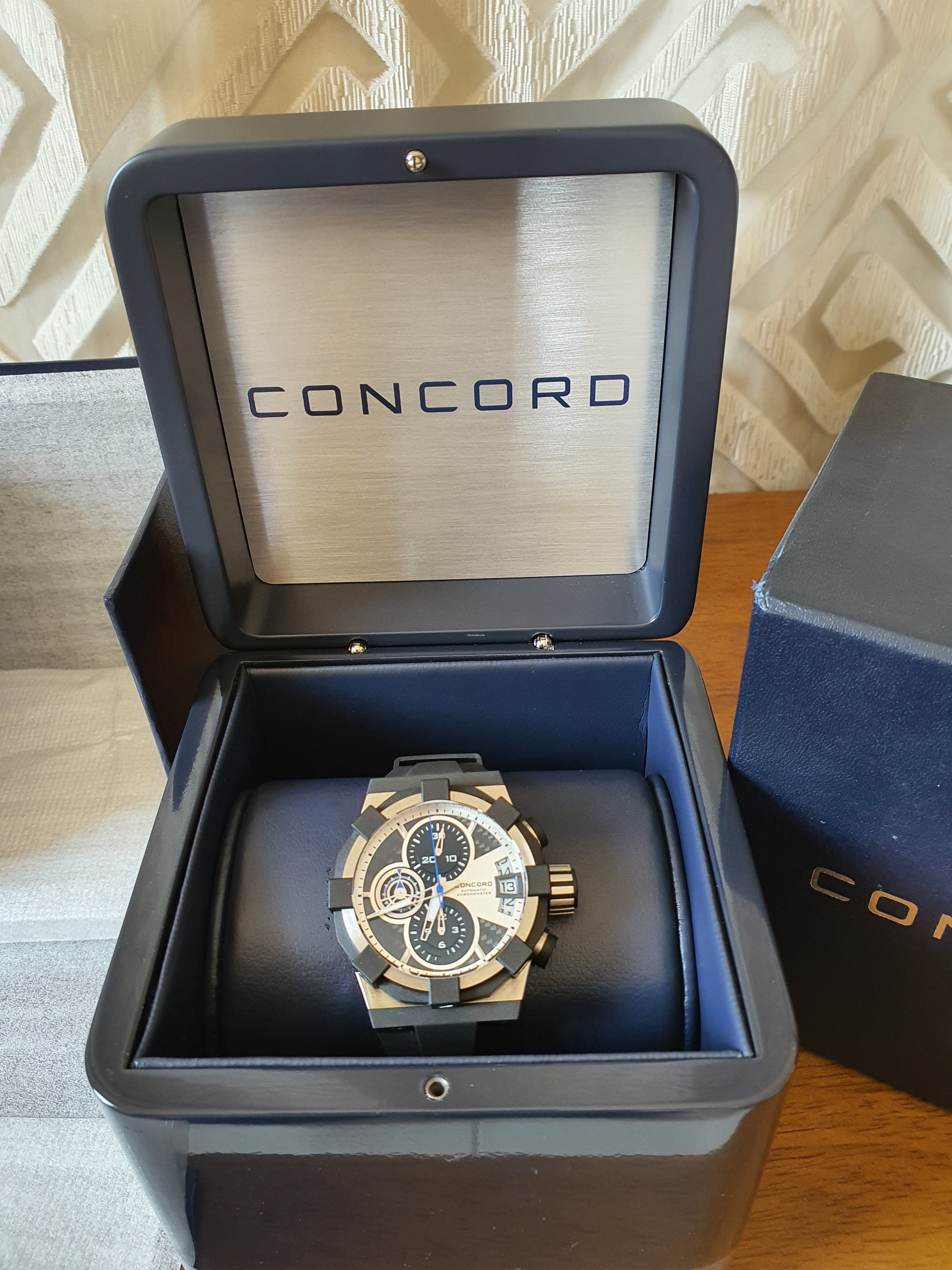 Concord C1 til salgs for kr 24 885 fra en Privatselger på