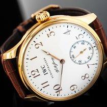 IWC Portuguese Hand-Wound новые Механические Часы с оригинальными документами и коробкой IW544201