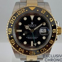 Rolex Gold/Steel 40mm Automatic 116713LN pre-owned