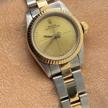 Rolex Gold/Steel 26mm Automatic 67193 pre-owned
