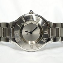 Cartier 21 Must de Cartier Steel 28mm Silver United Kingdom, Essex