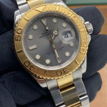 Rolex Gold/Steel 40mm Automatic 16623 pre-owned
