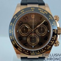 Rolex 116515ln Or rose 2015 Daytona 40mm occasion