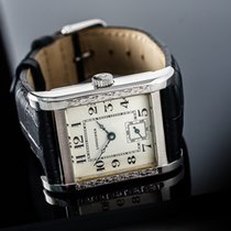 Longines White gold Manual winding White Arabic numerals 26mm new DolceVita