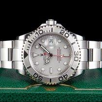 Rolex 16622 Stahl 2002 Yacht-Master 40 40mm gebraucht