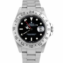 Rolex Explorer II 16570 Very good Steel 40mm Automatic United States of America, New York, Massapequa Park