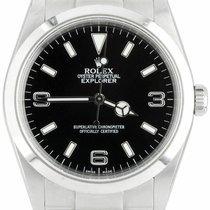 Rolex Explorer Steel 36mm Black Arabic numerals United States of America, New York, Massapequa Park
