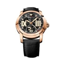 Blancpain L-Evolution Rose gold 43mm Black United States of America, Florida, Sarasota