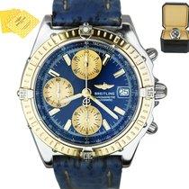 Breitling Chronomat Gold/Steel 39mm Blue United States of America, New York, Smithtown