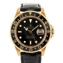 Rolex GMT-Master 16758 1984 подержанные