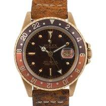 Rolex GMT-Master 16758 1983 подержанные