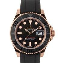 Rolex Yacht-Master 40 nuevo Automático Reloj con estuche y documentos originales 116655