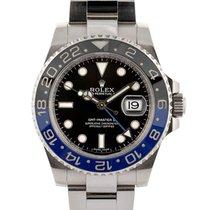 Rolex GMT-Master II 116710BLNR 2016 подержанные