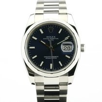 Rolex 115200 Acier 2007 Oyster Perpetual Date 34mm occasion
