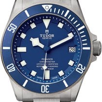 Tudor Pelagos Titanium 42mm Blue No numerals United States of America, New York, New York