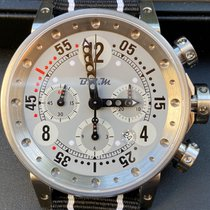 B.R.M V12-44 V12 44 BG CG AN New Steel 44mm Automatic