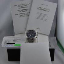 IWC Pilot Spitfire Chronograph IW377719 2018 używany