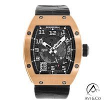 Richard Mille RM 005 Rose gold 37mm Grey Arabic numerals