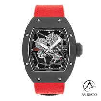 Richard Mille RM 035 Aluminum 38mm Grey No numerals United States of America, New York, New York
