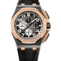 Audemars Piguet 26405NR.OO.A002CA.01 Or rose 2020 Royal Oak Offshore Chronograph 44mm nouveau