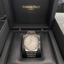 Audemars Piguet Royal Oak Selfwinding Steel 41mm Silver No numerals United States of America, Florida, Aventura