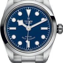 Tudor Black Bay 32 Steel 32mm Blue No numerals United States of America, New York, New York