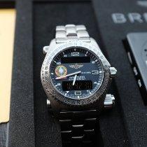 Breitling Emergency Titan 43mm Blau Arabisch Deutschland, Paderborn