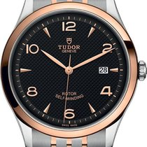 Tudor 1926 Gold/Steel 41mm Black Arabic numerals United States of America, New York, New York