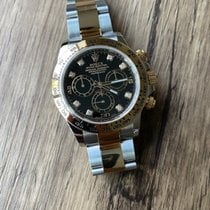 Rolex Daytona Yellow gold 40mm Black United States of America, California, Sunnyvale