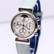 IWC Da Vinci Chronograph IW3736 Very good Steel 29mm Quartz