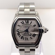 Cartier Roadster Steel 37mm Silver United States of America, New York, New York