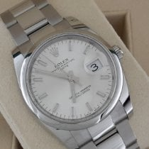 Rolex Steel 34mm Automatic 115200 new