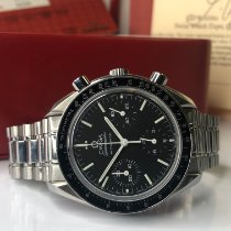 Omega Speedmaster Reduced Steel 39mm Black No numerals United States of America, Michigan, Birmingham