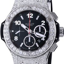 Hublot Big Bang Steel 44mm Black Arabic numerals United States of America, New York, NEW YORK CITY