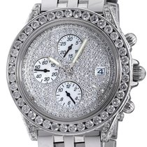 Breitling Windrider Steel 43mm No numerals United States of America, New York, NEW YORK CITY