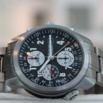 Bremont pre-owned Chronograph 43mm Black