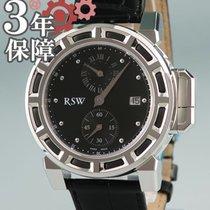 RSW Stål 44mm Automatisk 3503.MS.A1.1.00 ny