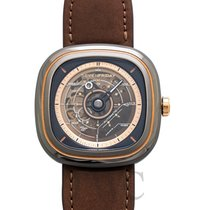 Sevenfriday Steel 45mm Automatic T2/02 new