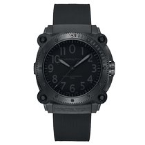 Hamilton Khaki Navy BeLOWZERO Titanium 46mm Black Arabic numerals United States of America, Massachusetts, Florence