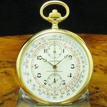 Longines Uhr gebraucht Gelbgold 59.9mm Arabisch Handaufzug Nur Uhr
