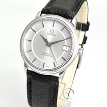 Omega De Ville Co-Axial Stahl 35mm Silber Deutschland, Teuschnitz