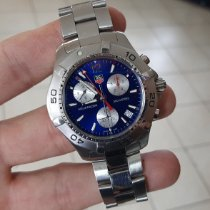 TAG Heuer Steel 42mm Quartz CAF1112.BA0803 pre-owned South Africa, East London