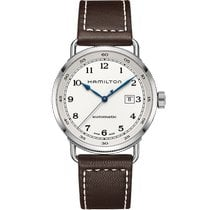 Hamilton Khaki Navy Pioneer new 2020 Automatic Watch with original box and original papers H77715553