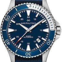 Hamilton H82345941 2021 Khaki Navy Scuba new