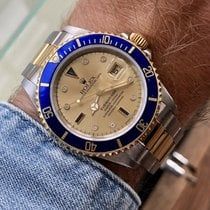 Rolex Submariner 1989 pre-owned