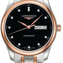 Longines Master Collection Steel 38.5mm Black United States of America, California, Moorpark